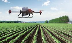 Автономные сельскохозяйственные дроны выходят на битву с коронавирусом