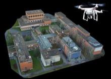 Дрон может создать совершенную 3D-карту любого города и радикально улучшить в нём wifi