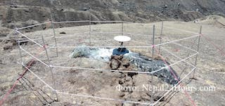 Геодезисты Непала измерили высочайшую гору мира с помощью ГНСС
