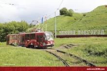 Нижний Новгород: Трамваи и троллейбусы города подключат к ГЛОНАСС
