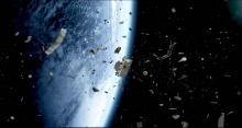 Космический мусор вновь угрожал спутникам ГЛОНАСС