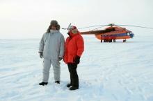 ГЛОНАСС определил точное местоположение Северного полюса
