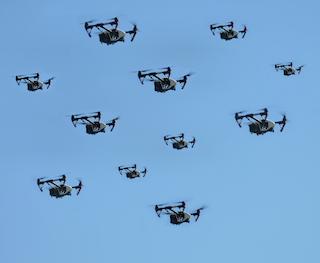 Тренды индустрии дронов 2019 года