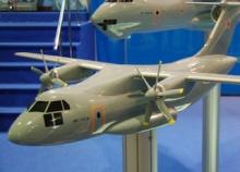 В России создают беспилотник для Арктики на базе транспортного самолёта
