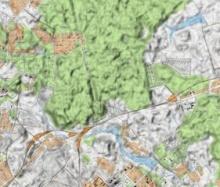Московская область: С помощью беспилотников создадут 3D карту региона