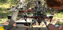 Дроны обучаются летать в полностью автономном режиме
