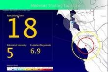 Спутниковая навигация улучшает систему предупреждения землетрясений