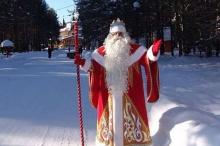 За Дедом Морозом опять проследят со спутника