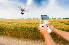 Московская область: Агрономы смогут получать данные о состоянии полей с беспилотников