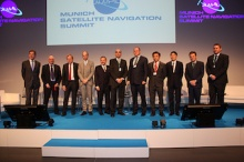 Открытие конференции по спутниковой навигации
