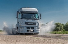 Unmanned trucks of Russian production with satellite navigation will appear on the roads by 2027